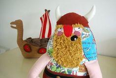 Sjarmerende vintage-viking :)