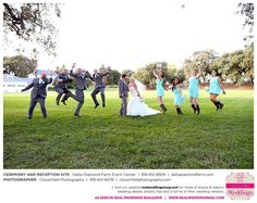 Featured Real Wedding: Alysha & Adam is published in Real Weddings Magazine's Summer/Fall 2015 Issue! Vendors include: www.cloverfieldphotography.com and www.deltadiamondfarm.com. For more photos and their full list of wedding vendors, visit: www.realweddingsmag.com/?p=51900