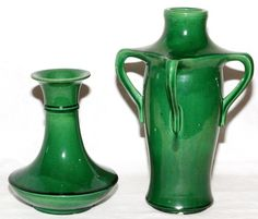 1 Pottery Making, Japanese Pottery, Royal Doulton, Pottery Vase, Malachite, Primary Colors, Stoneware, Arts And Crafts, Copper