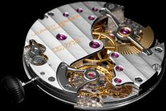 Every part of the Laurent Ferrier Galet Micro Rotor are designed in details. The decoration of the movement respect the finest watchmaking traditions with interior angles hand-crafted with a burin, cote de Genève striped motif and circular graining. Personalized Items, Angles, Respect, Identity, Watches, Decoration, Classic, Interior, Pebble Stone
