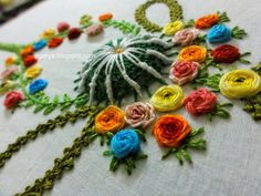 Art & Needlework: Roses, Rose Mania !!!