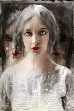 Silver silence looms her legacy Your power a throne of mirrors Mirror mirror on the wall Fade into sphinx gray frames ---by Joseph Narusiewicz