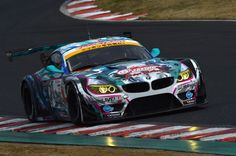 Supercars.net - 2014 SuperGT Season opener from Okayama, Japan