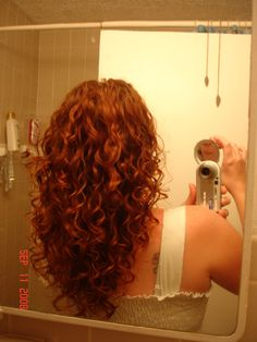 Perfect curly layers