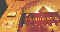 "Appignano (MC, Italy) Leguminaria festival (""Legumes in the air"") more info & recipes at: http://thepicuspost.wordpress.com/2014/10/23/legumes-nights/"