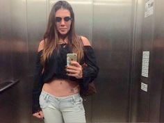 Gracyanne Barbosa chama atenção por corpo musculoso; veja outras 'saradas'