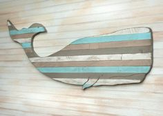 Hey, I found this really awesome Etsy listing at https://www.etsy.com/listing/103375364/palette-whale-wooden-nautical-art-beach