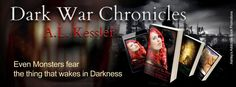 ✤✤✤ Series Spotlight ✤✤✤ Dark War Chronicles by A.L. Kessler