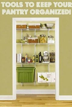 Rubbermaid Pantry Kit I actually just wanted to save the colors Kitchen Furniture, Kitchen Decor, Kitchen Design, Kitchen Ideas, Kitchen Grey, Kitchen Small, Ikea Kitchen, Kitchen Inspiration, Modern Furniture