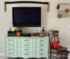 pinterest home decorating on a budget | Fall Decor Home Tour on a Budget | Fall