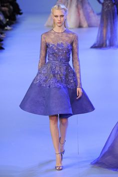 Elie Saab Printemps/Eté 2014, Haute Couture - Défilés (#17517)
