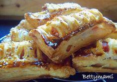 Rácsos virslis | Betty hobbi konyhája French Toast, Recipies, Snacks, Cookies, Tarts, Breakfast, Food, Recipes, Crack Crackers