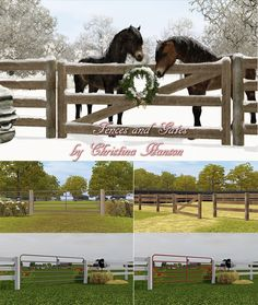 Equus-Sims CC-Database: Search results for metal fence