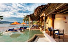 The Naka Island, a boutique hotel in Phuket