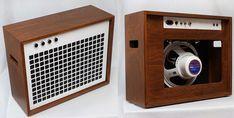 Graeme's Handmade Guitar Amplifier