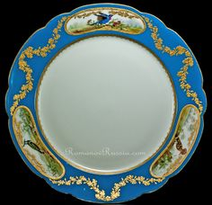 Winter Palace porcelain plate  Russia
