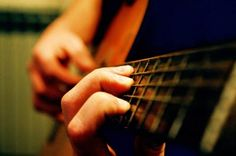 Learn to play guitar :)