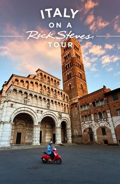 Dreaming of Italy...    https://www.ricksteves.com/tours/italy/village-italy…
