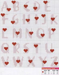 Thrilling Designing Your Own Cross Stitch Embroidery Patterns Ideas. Exhilarating Designing Your Own Cross Stitch Embroidery Patterns Ideas. Cross Stitch Alphabet Patterns, Cross Stitch Letters, Cross Stitch Heart, Beaded Cross Stitch, Cross Stitch Designs, Cross Stitch Embroidery, Embroidery Patterns, Stitch Patterns, Graph Paper Art