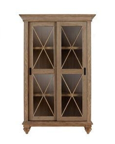 """Clarendon"" Bookcase at Horchow"