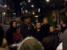 Bringing a teen to London? These are the cool things to do: Jack the Ripper Tour