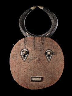 Baule Kple Kple Mask, Ivory Coast http://www.imodara.com/item/ivory-coast-baule-goli-entertainment-mask-kple-kple-junior-male/