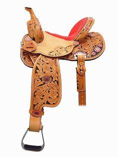 beautiful saddle....