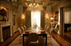 Blair's dining room