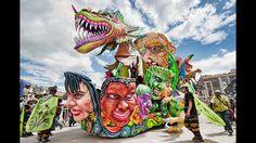 CARNAVAL DE NEGROS Y BLANCOS DE PASTO, NARIÑO, COLOMBIA ||| Carnaval de Negros y Blancos de Pasto. Foto: Cortesía Corpocarnaval