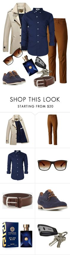 """""""men's"""" by yuliana-mf ❤ liked on Polyvore featuring Mountain Hardwear, Stefano Ricci, J.W. Anderson, Dune, Versace, J.B. Nifty, men's fashion and menswear"""