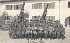 Hungarian Artillery Class Graduation in 1942, 2nd Army, 3rd Division, Field Post. 253/27.