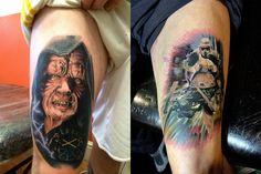 Star Wars themed Tattoos