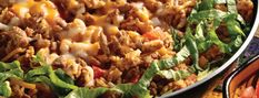One Pot Taco Rice Skillet by Rachel Hanchett