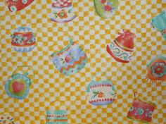 Purses by Anna French | Cotton | Width 1m42cm | Pattern Repeat 63cm | Free sample