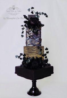 Khamphet Che Bui couture cake