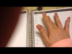 Erin Condren Life Planner Review - YouTube