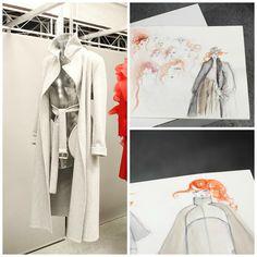 Design s vůní citrónu Winter 2017, Prague, Duster Coat, Jackets, Design, Fashion, Down Jackets, Moda, Fashion Styles