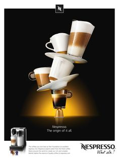 advertising analysis nespresso Nespresso's case study business strategic analysis and marketing analysis made by 3 italian students of business economics we made this analysis to understa.