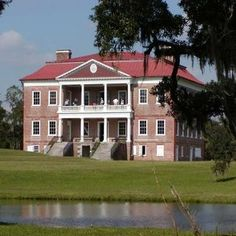 Drayton Hall | 10 Best Charleston Plantations via @USATODAY @10Best | History Lives: Visit Charleston's Antebellum Plantations to Picnic, Explore and Learn http://www.10best.com/destinations/south-carolina/charleston/attractions/plantations/