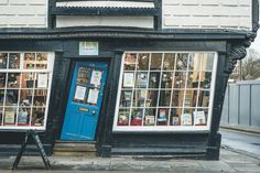 Bookshop, Canterbury, Kent