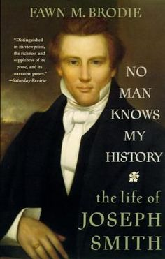 The first paperback edition of the classic biography of the founder of the Mormon church, this book attempts to answer the questions that continue to surround Joseph Smith. Was he a genuine prophet, or a gifted fabulist who became enthralled by the products of his imagination and ended up being martyred for them?