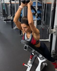 Best Weight Loss Tips in Just 14 Days If You want to loss your weight then make a look in myarticle. Cable Machine Workout, Cable Workout, Alexia Clark, Triceps Workout, Belly Fat Workout, Back Exercises, Shoulder Workout, Fat Burning Workout, Body Fitness