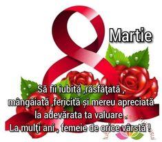 8 Martie, March