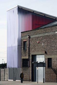 KHBT / osa_office for subversive architecture, Johannes Marburg · Kunsthülle · Divisare