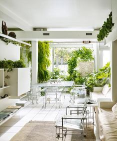 What You Can Expect When Visiting the Manhattan Penthouse of Architect Paul Rudolph - Unique Furniture, Outdoor Furniture Sets, Furniture Design, Outdoor Decor, Furniture Nyc, Furniture Dolly, Cheap Furniture, Discount Furniture, Industrial Furniture