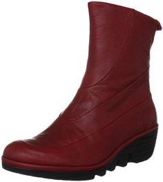 Amazon.com: FLY London Women's Prep Bootie: Shoes