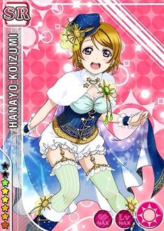 The Ultimate Resource For LoveLive School Idol Festival Players Browse Track Your Cards