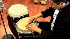 Curso de Percusiones - mambo con congas
