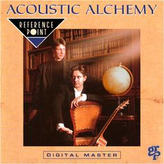 Acoustic Alchemy - 1990 - Reference Point