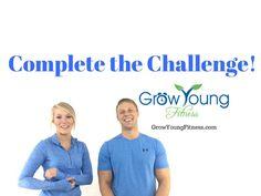 Take The Free Senior Fitness Challenge!